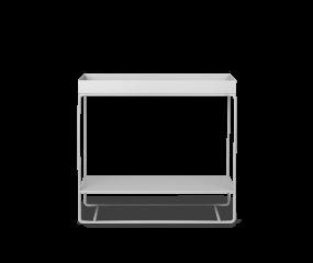 Ferm Living Planteboks/konsol lys grå