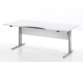 Prima skrivebord, hæve,sænke