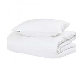 Hästens sengetøj Satin Pure White