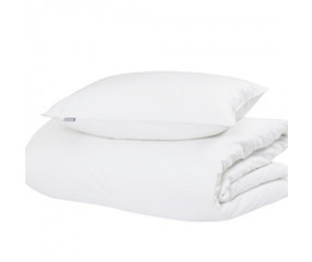 Hästens sengelinned Satin Pure White