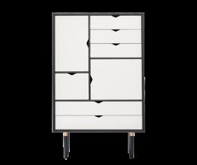 Andersen furniture S5 Skab By Kato, sort korpus