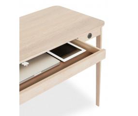 Skovby skrivebord SM #131 eg træben 5.999,-