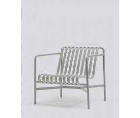 HAY Palissade lounge stol, lav sky grey