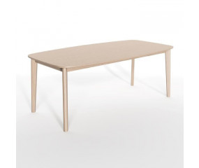 Skovby SM119 spisebord, eg