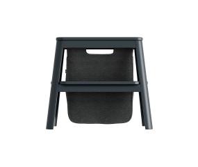 UMAGE Step it up skammel m. opbevaringspose, Antracite grå