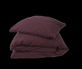Stone sengetøj, bordeaux