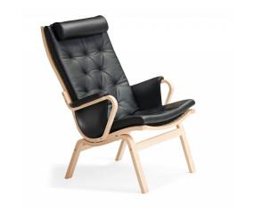 Høj Albert de luxe stol fra Stouby