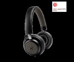 SACkit TOUCHit høretelefoner Black