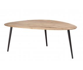 Kidi Square Trekant sofabord 100 cm.