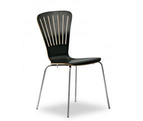 V stol i højtrykslaminat