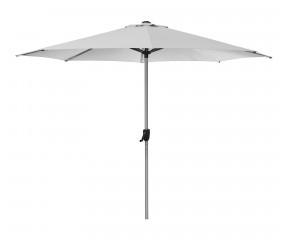 Cane-Line Sunshade parasol m/krank, white