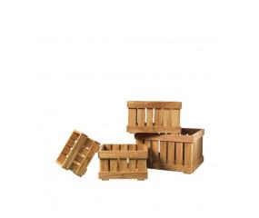 X1 Æbletoft kasser by Monica Ritterband