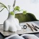 Nordal Upperbody figur, vase